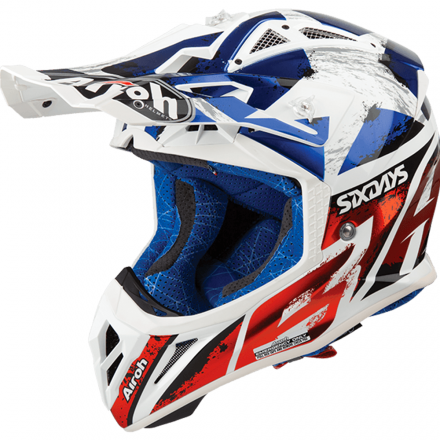 CASCO AVIATOR 2.3 SIX DAYS 2019 CHROME GLOSS