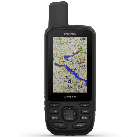 GPSMAP 66ST TOPO ACTIVE EUROPE