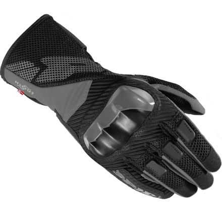 GUANTO RAINSHIELD H2OUT BLACK/GREY