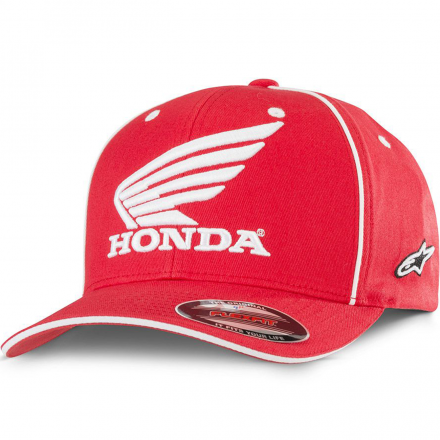 CAPPELLO HONDA RED