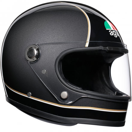 CASCO X3000 MULTI SUPER AGV BLK/GRY/YLW