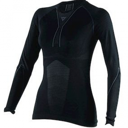 Maglia D-core Dry Tee Ls Lady Black/antracite