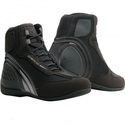 SCARPA MOTORSHOE D1 AIR LADY BLK/ANTHR