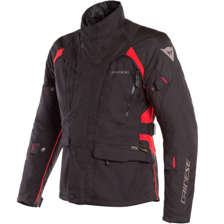 GIACCA X-TOURER D-DRY BLACK/TOUR-RED