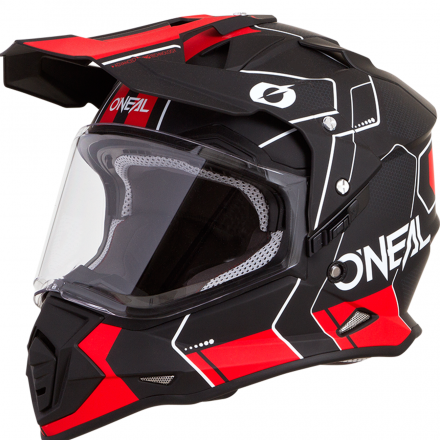CASCO SIERRA II COMB BLACK/RED