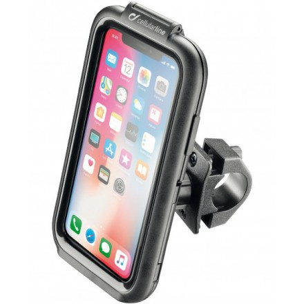 SUPPORTO MOTO MANUBRIO TUB.IPHONE X/XS