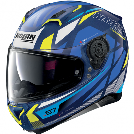 CASCO N87 ORIGINALITY N-COM IMPERATOR BLUE 067