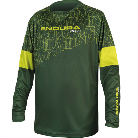 MAGLIA MT500JR LS T II LTD FOREST GREEN
