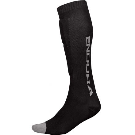 CALZA SINGLETRACK SHIN GUARD BLACK