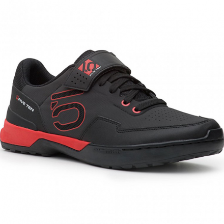 SCARPA 5.10 KESTREL LACE CBN/BLK/RED