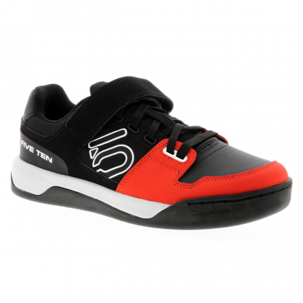 SCARPA HELLCAT BLACK/RED