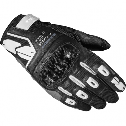 GUANTO G-CARBON LADY BLACK/WHITE