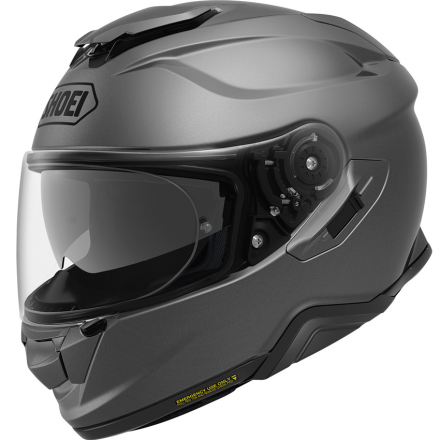 CASCO GT-AIR II MATT DEEP GREY