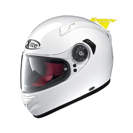 CASCO X-661 START N-COM METAL WHITE 003