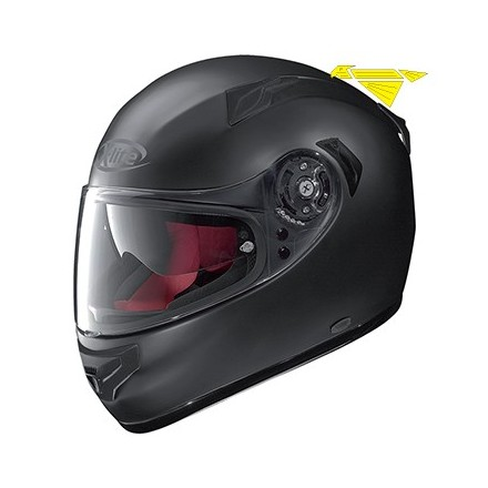 CASCO X-661 START N-COM FLAT BLACK 004