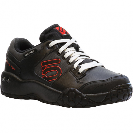 SCARPA IMPACT LOW BLACK/CARBON/RED