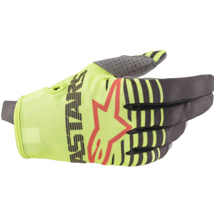 GUANTO YOUTH RADAR YELLOW FLUO/ANTHRACITE