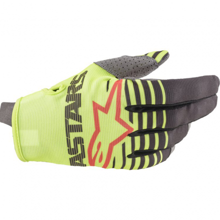 GUANTO RADAR YELLOW FLUO/ANTHRACITE