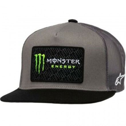 CAPPELLO MONSTER CHAMP TRUCKER GREY/BLACK