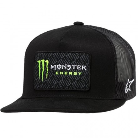 CAPPELLO MONSTER CHAMP TRUCKER BLACK