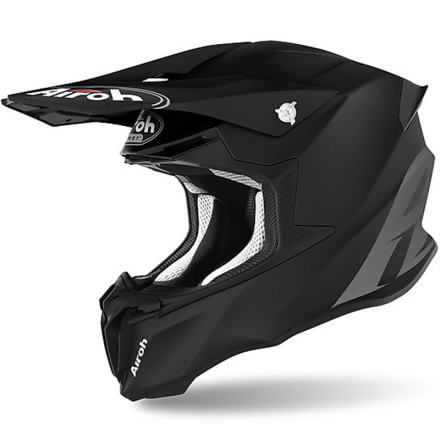 CASCO TWIST 2.0 COLOR BLACK MATT