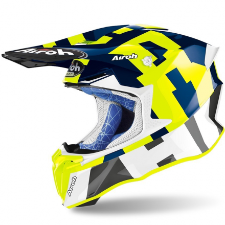 CASCO TWIST 2.0 FRAME BLUE GLOSS