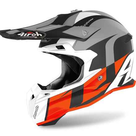 CASCO TERMINATOR OP.VIS. SHOOT ORANGE MATT