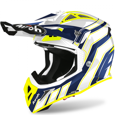 CASCO AVIATOR ACE ART BLUE GLOSS