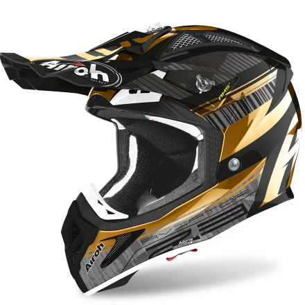 CASCO CROSS AVIATOR 2.3 NOVAK CHROME GOLD