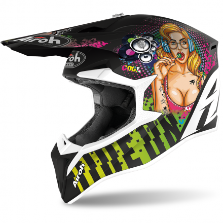 CASCO CROSS WRAAP PIN-UP MATT