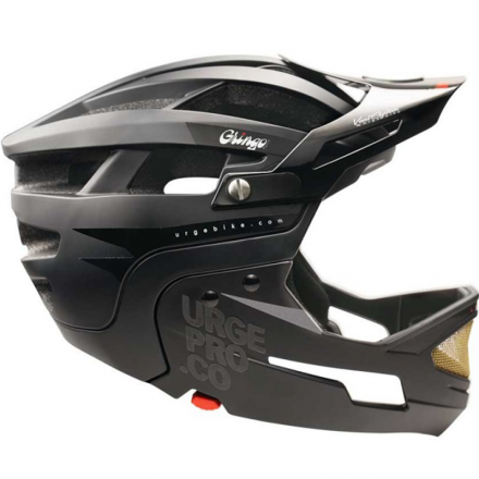 CASCO URGE BP GRINGO DE LA SIERRA BLACK