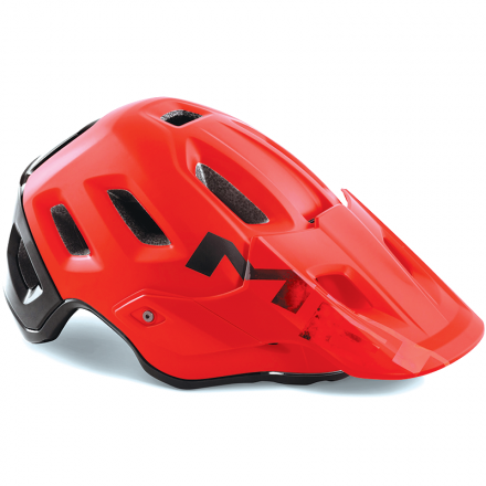 CASCO ROAM CE RED MATT/GLOSSY