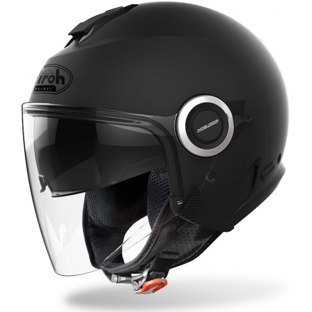 CASCO HELIOS COLOR MATT BLACK