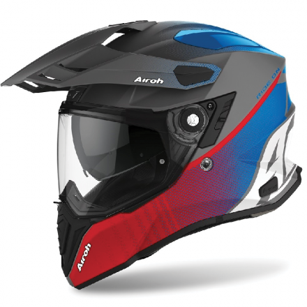 CASCO COMMANDER PROGRESS RED/BLUE MATT