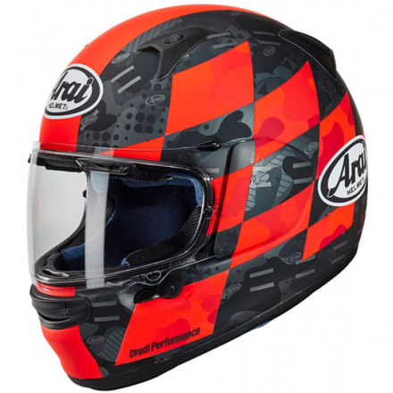 CASCO PROFILE-V PATCH RED