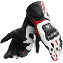 GUANTO STEEL PRO BLACK/WHITE/RED