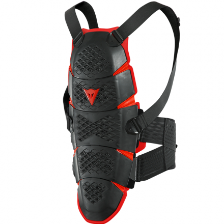 PARASCHIENA PRO-SPEED BACK L BLACK/RED