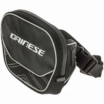 BORSELLO WAIST-BAG STEALTH BLACK