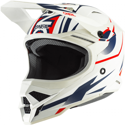 CASCO 3SRS RIFF 2.0 WHITE/BLUE
