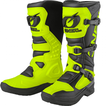 STIVALE RSX EU BLACK/NEON YELLOW