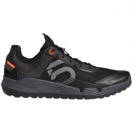 SCARPA 5.10 TRAILCROSS LT C BLK/GRE TWO/SOL RED