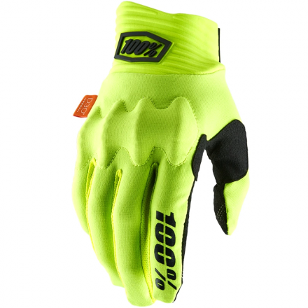 GUANTO COGNITO FLUO YELLOW/BLACK