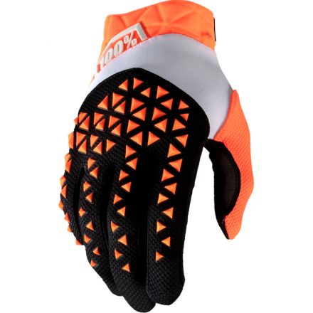GUANTO AIRMATIC ORANGE/BLACK