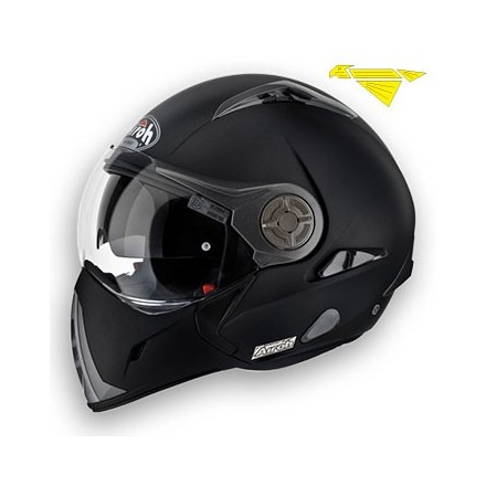 CASCO J-106 BLACK MATT