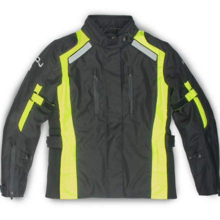GIACCA INVINCIBLE MAN YELLOW FLUO