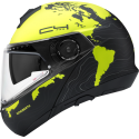 CASCO C4 PRO WOMEN ECE MAGNITUDO YELLOW
