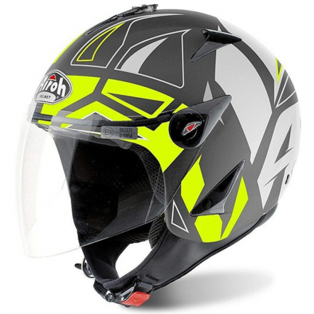 CASCO JT CONVERT YELLOW MATT