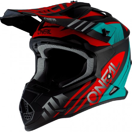 CASCO 2SRS PYDE 2,0 BLACK/TEAL/RED