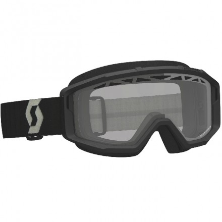 MASCHERINA PRIMAL ENDURO BLACK/GREY CLEAR