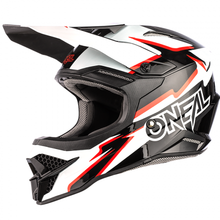 CASCO 3SRS VOLTAGE BLACK/WHITE